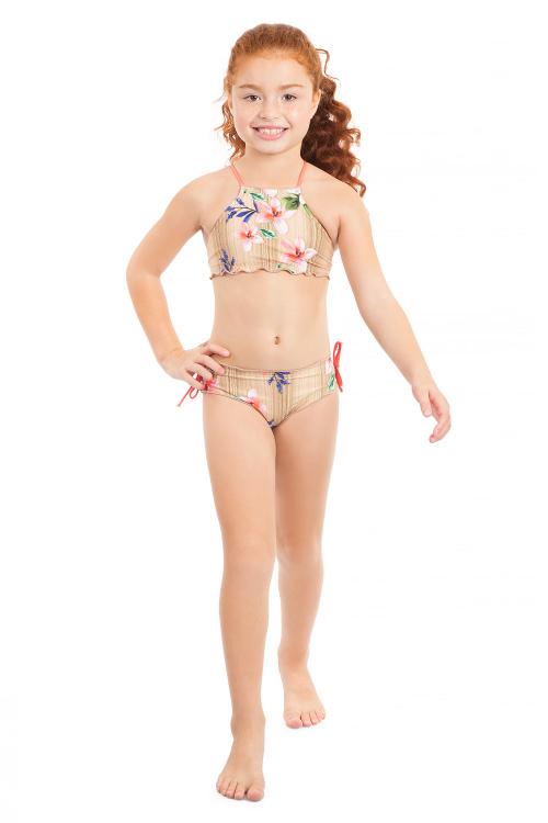 Bikini Halter Artsy Little