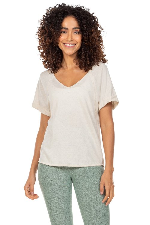 Blusa Relax Natural Eco