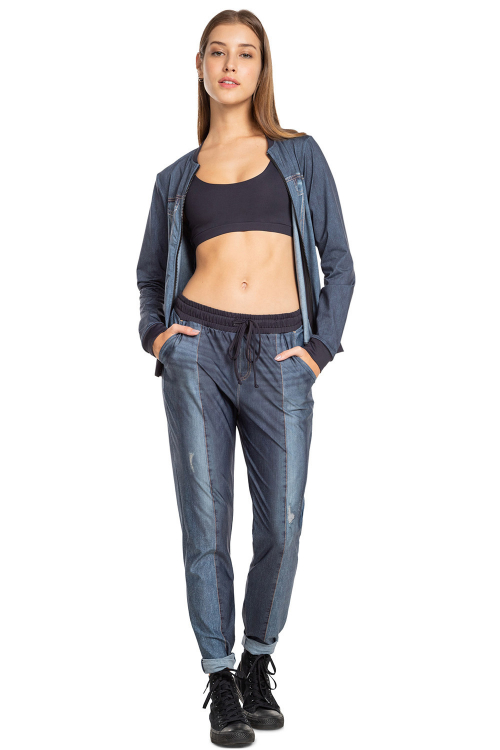 Jaqueta Jeans Daily
