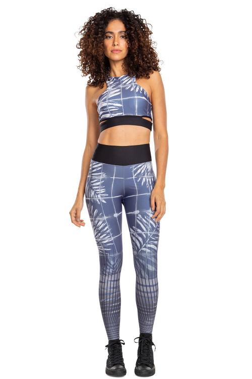 Calça Fusô Reversible Jeans Jurerê