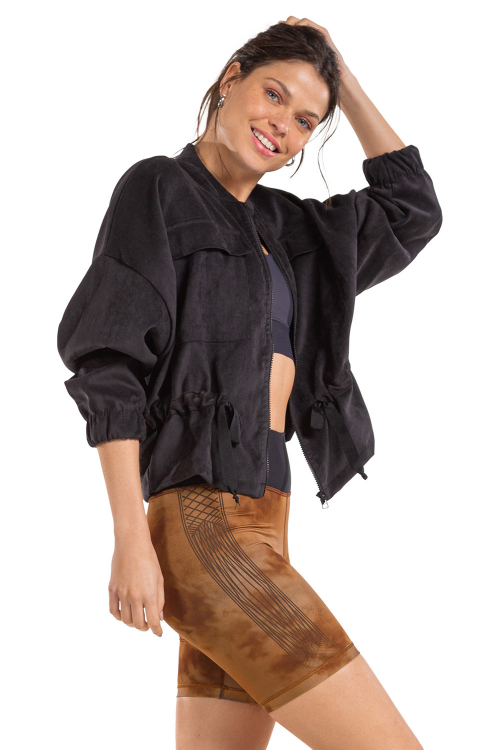 Bermuda Reversible Stain Jeans