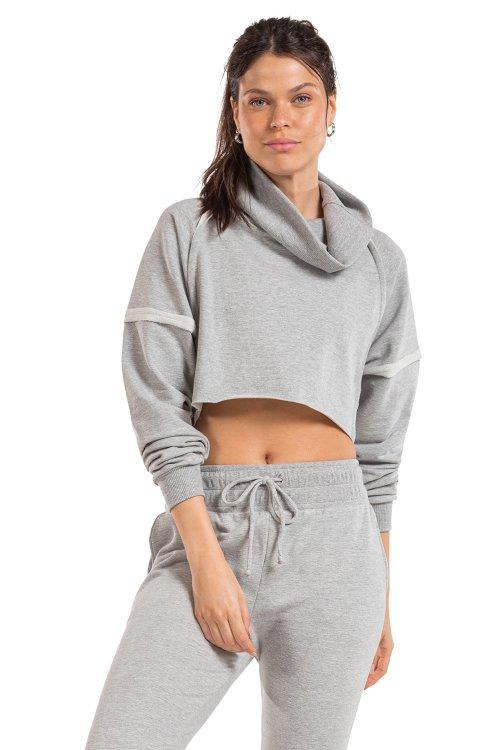 Sweatshirt Cropped Comfy
