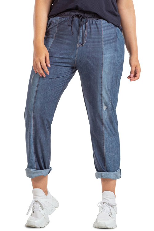 Calça Boy Jeans Daily LIVE!+