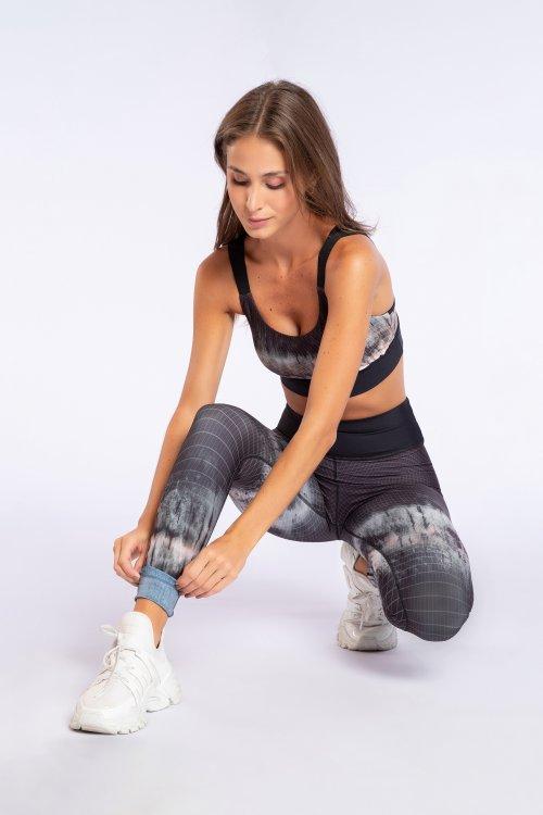 Calça Fusô Reversible Jeans Fusion