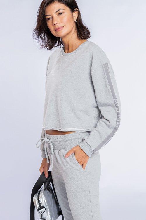 Sweatshirt LIVE! Comfy