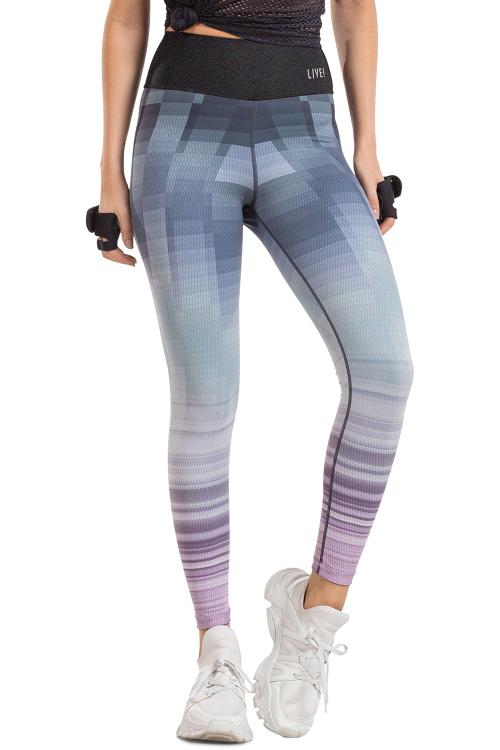 Calça Legging Jeans Reversible Fresh Lines