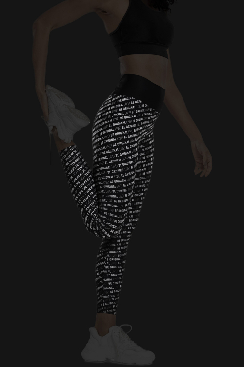 Calça Legging Be Original Reflex