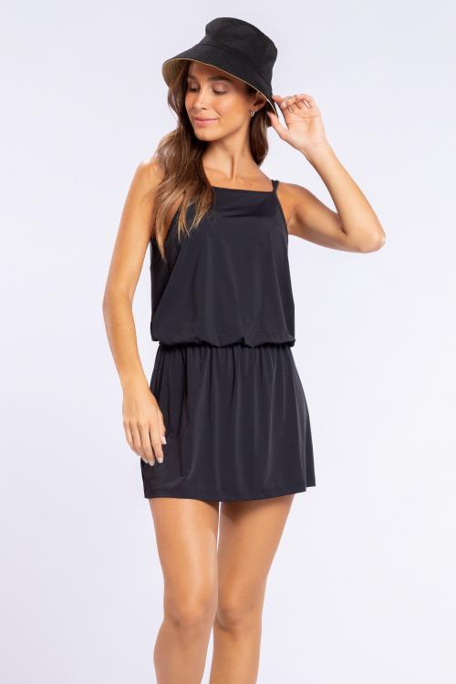 Vestido Strappy Multi Essential