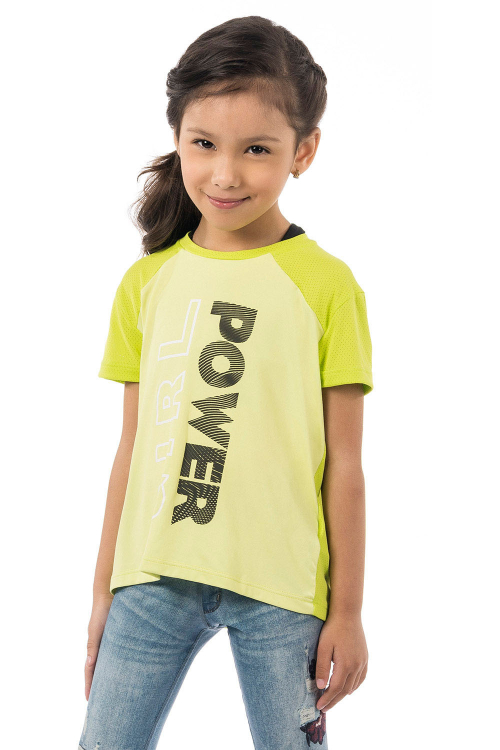 Blusa Girl Power Kids