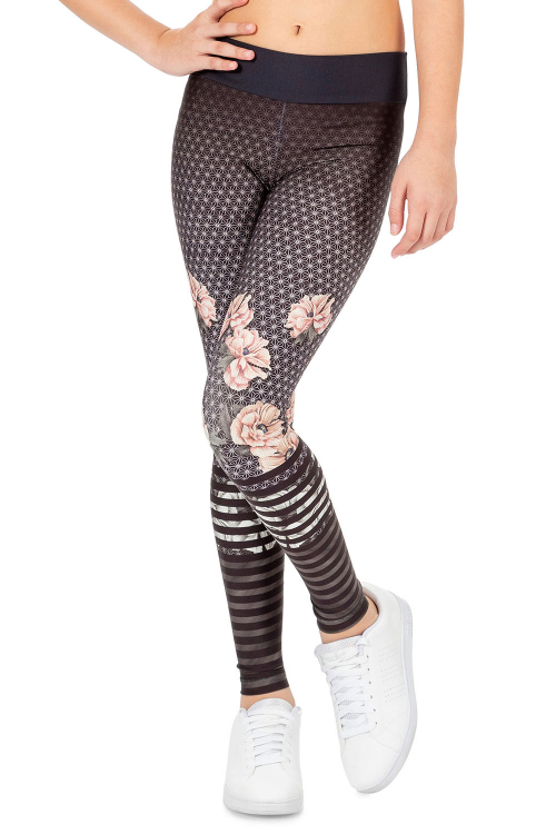 Calça Legging Texture Enjoy Kids