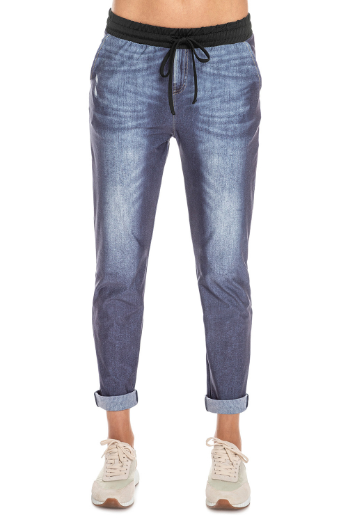 Calça Boy Jeans Endless Breeze