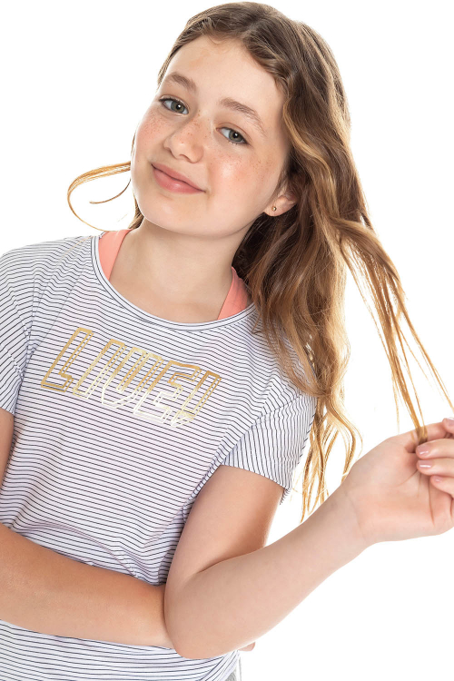 Blusa Live! Icon Kids