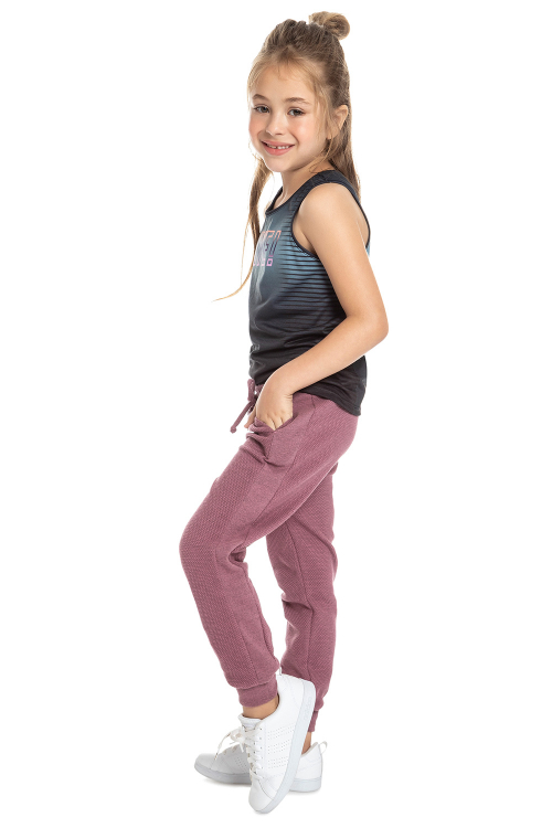 Calça Unissex Emotion Kids