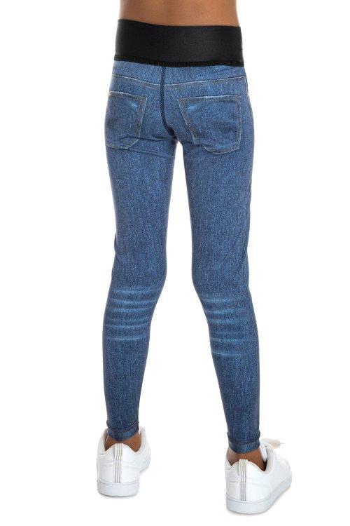 Calça Legging Jeans Reversible Motion Kids