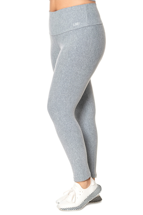 Calça Fusô Active Essential Plus Size