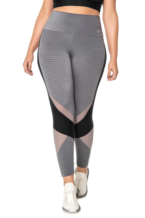 Calça Legging Powerful Moment Plus Size