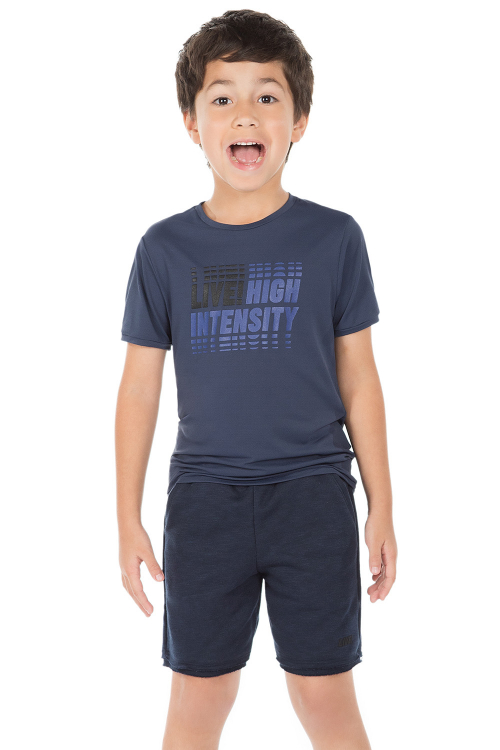 Camiseta High Intensity Kids