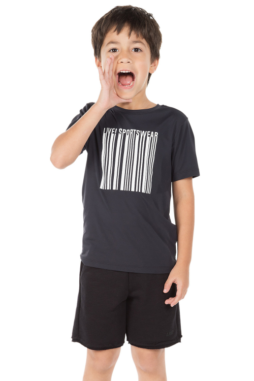 Camiseta New Vision Kids