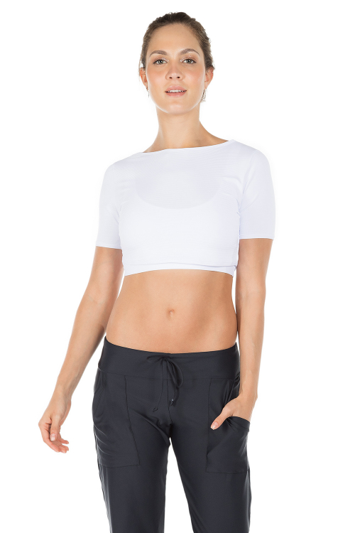 Blusa Cropped Intuition