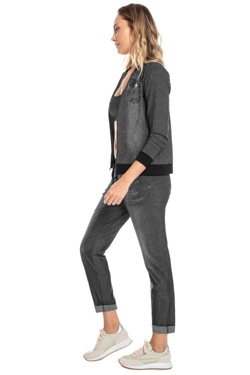 Calça Boy Jeans Endless Breeze