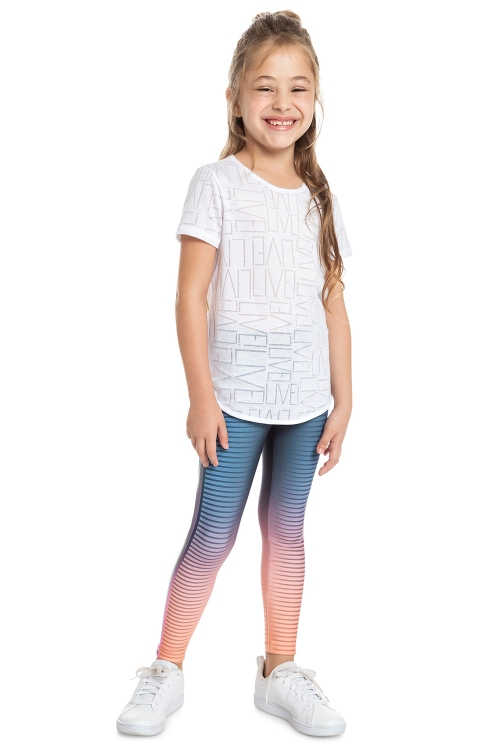 Calça Legging Ultimate Bonding Kids