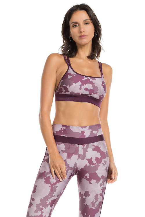 Top Reversible Cool Camuflage