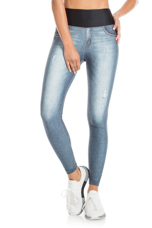 Calça Fusô Reversible Camuflage Jeans