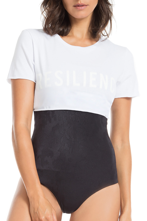 Blusa Cropped Resilience Bella Falconi