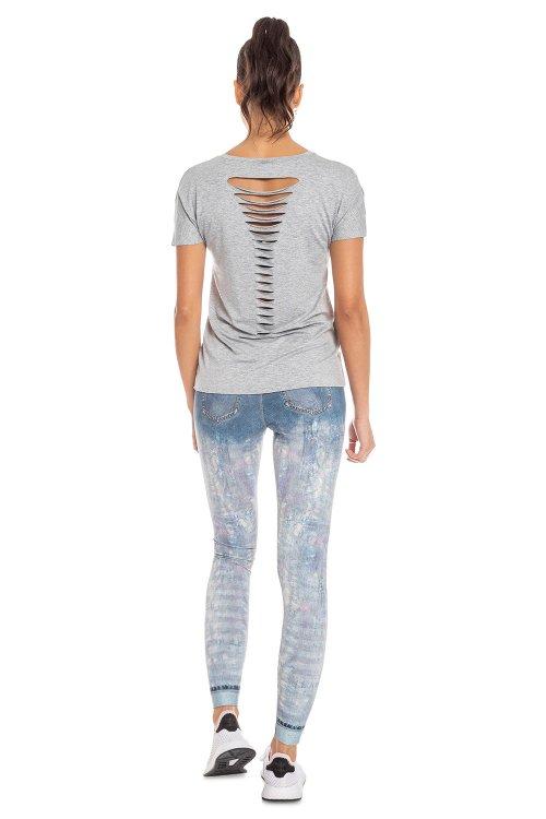 Calça Fusô Jeans Reversible Lux