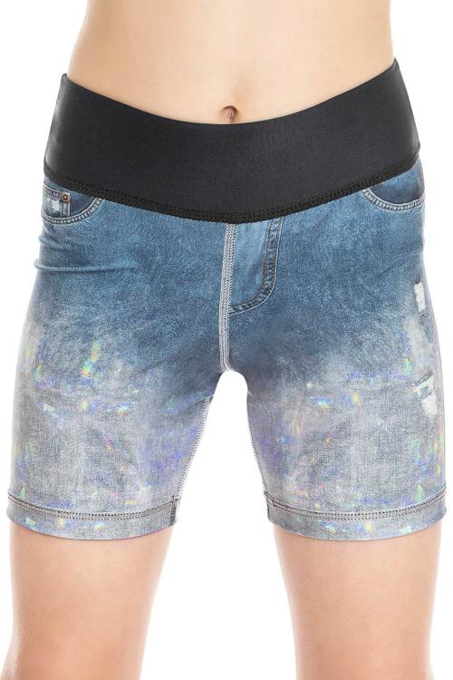 Bermuda Jeans Reversible Lux Kids