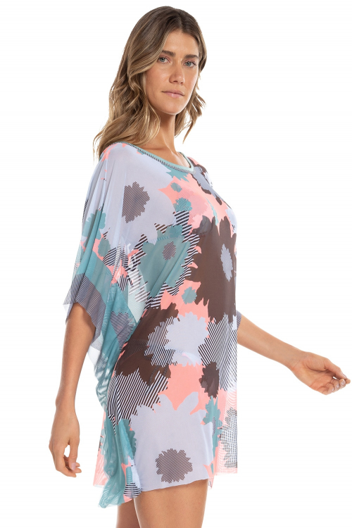Kaftan All In One Floral Artsy