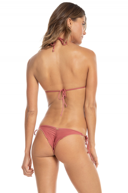 Tanga Fancy Up Lace Ocean