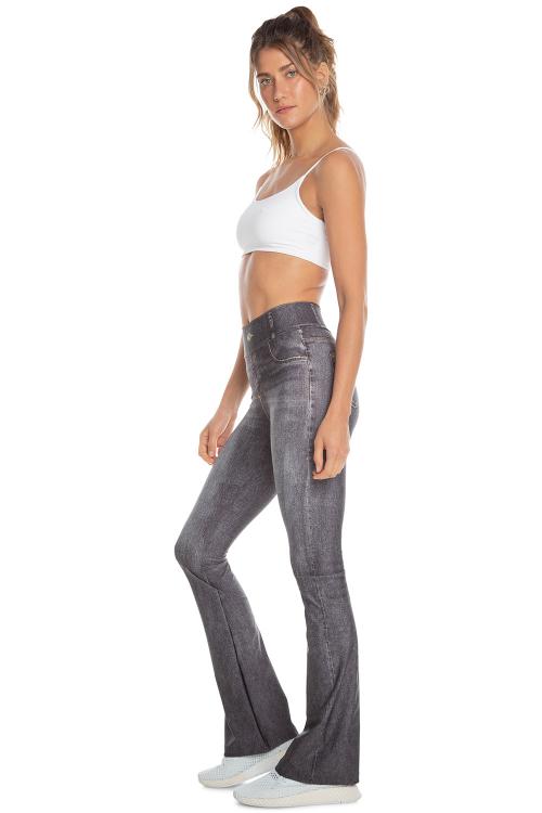 Calça Flare Jeans Rush