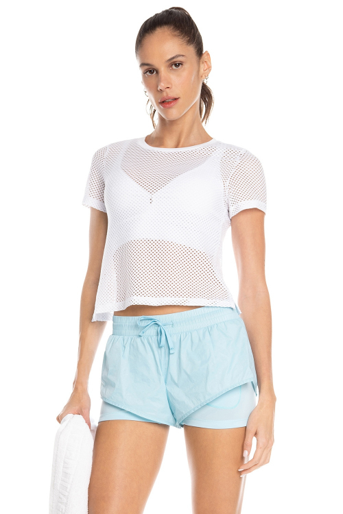 Blusa Cropped Vision