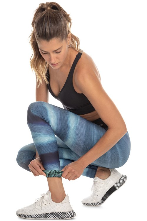 Calça Legging Reversible Experiences