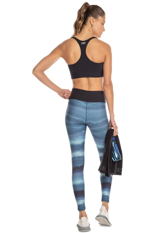 Calça Legging Reversible Experiences