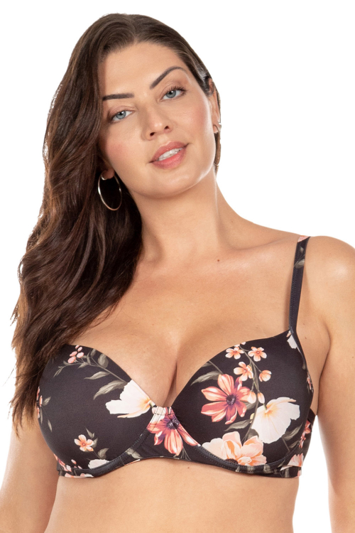 Top Push Up Endless Plus Size