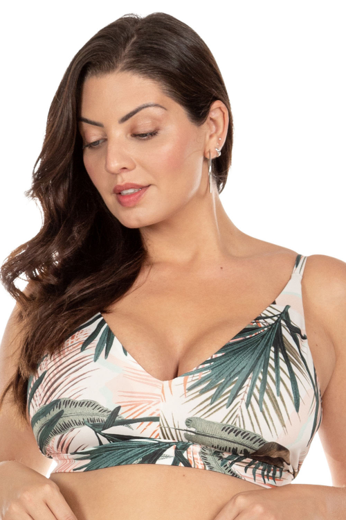 Top Back Cross Breeze Plus Size