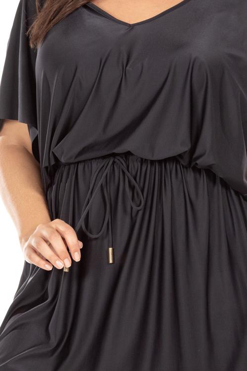 Vestido Color Essential Plus Size