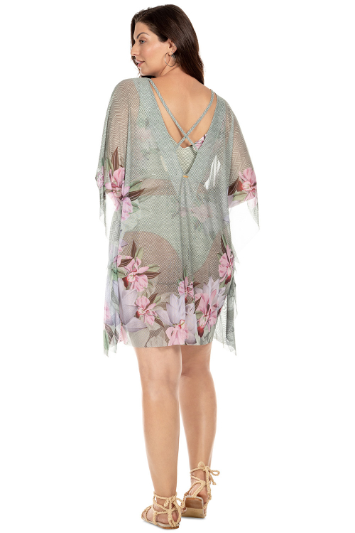 Kaftan Strappy Breeze Plus Size