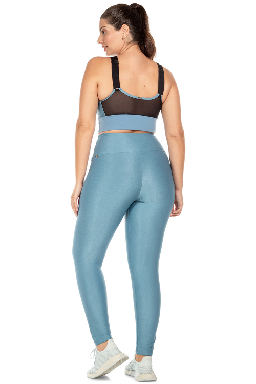 Top Don't Stop Moving Plus Size