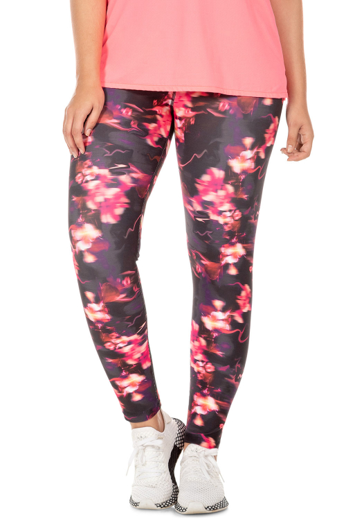 Calça Legging Live! Outdoors Plus Size