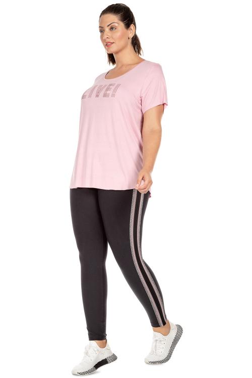 Blusa Cool Breeze Plus Size
