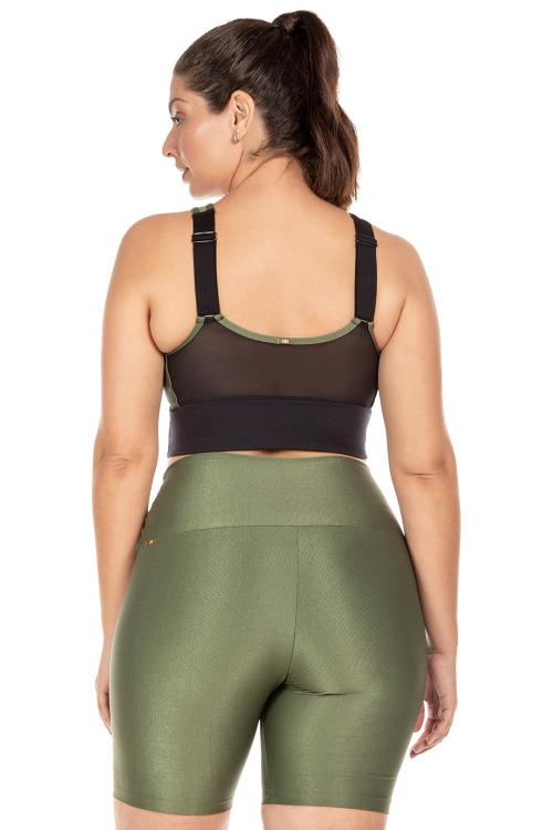 Biker Shorts Fearless Plus Size