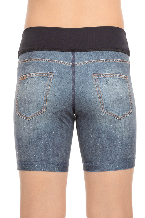 Bermuda Play Reversible Jeans Kids