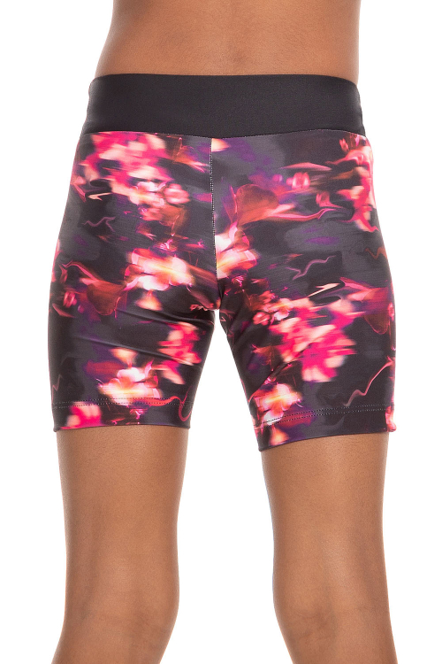 Shorts Floral Motion Kids
