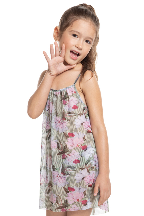 Vestido Fun Trendy Kids