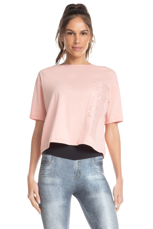 Blusa Cropped Essence