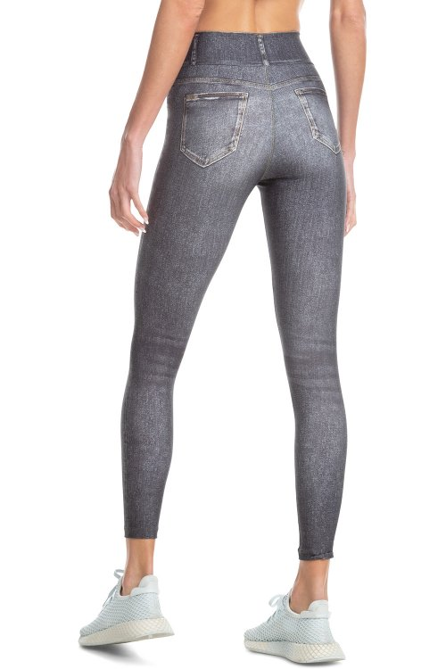 Calça Legging Jeans Attitude