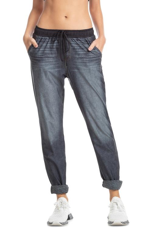 Calça Boy Jeans Metropolis